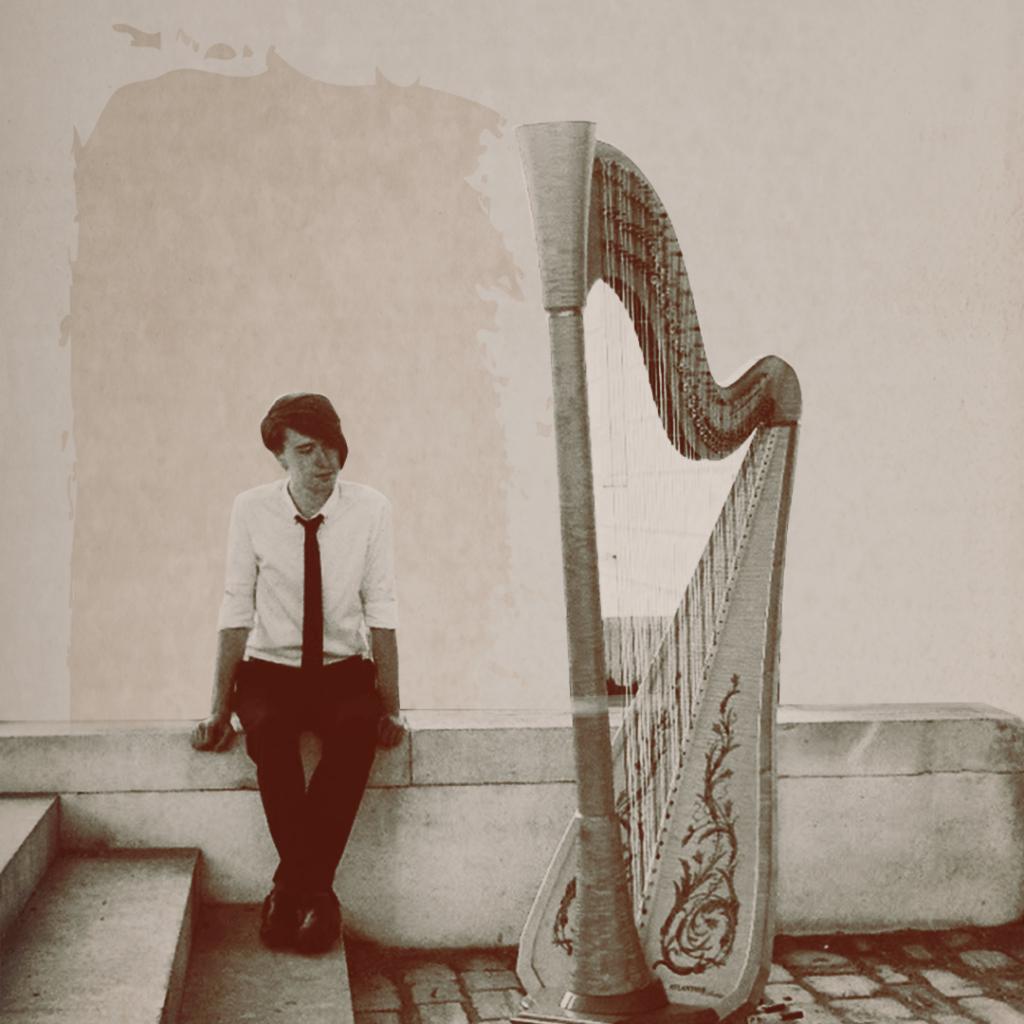 Richard Allen Achill Harp Fest