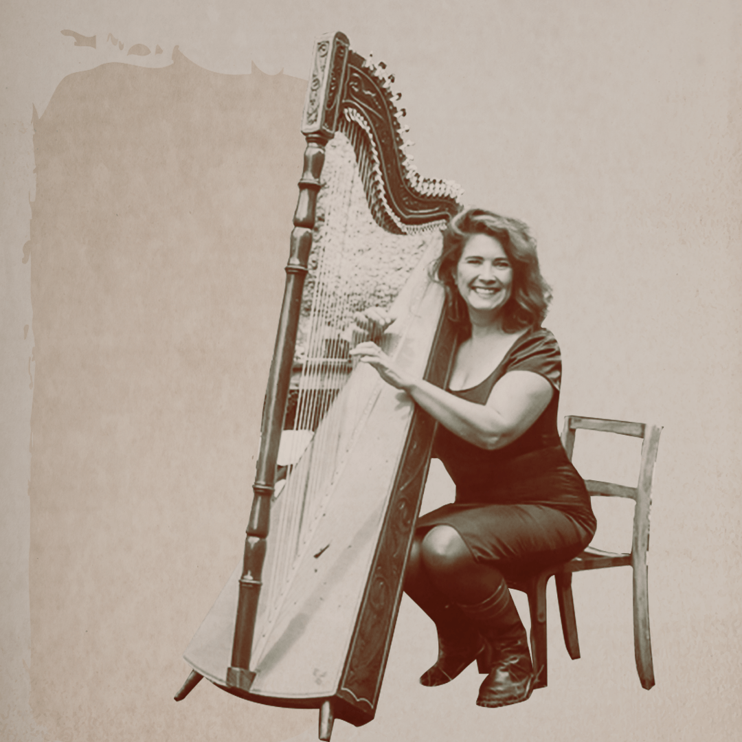 Ursula Burns Achill Harp Fest