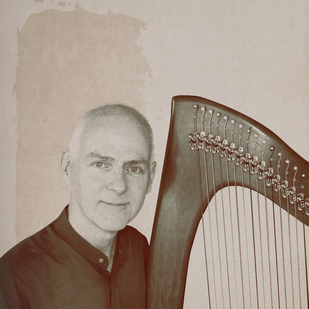 William Jackson Achill Harp Fest