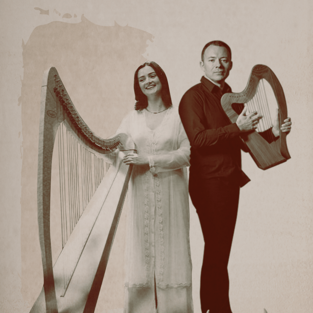 cormac and anne marie achill harp